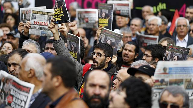 35% increase in journalists taken hostage around the world