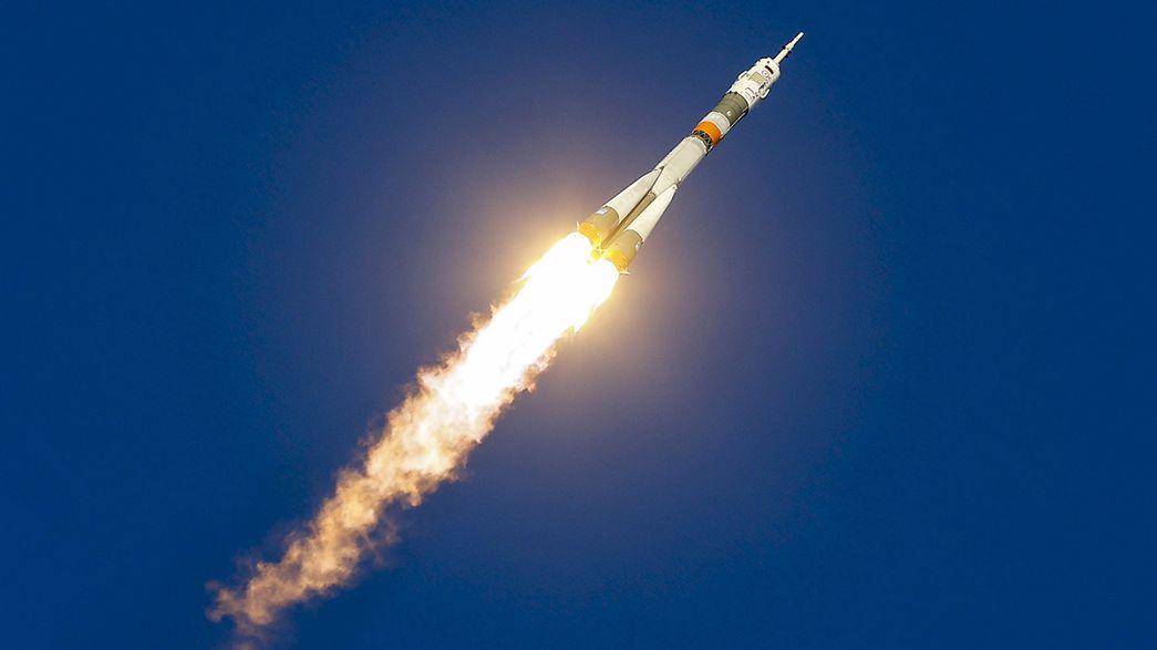 British astronaut Tim Peake is on his way to ISS