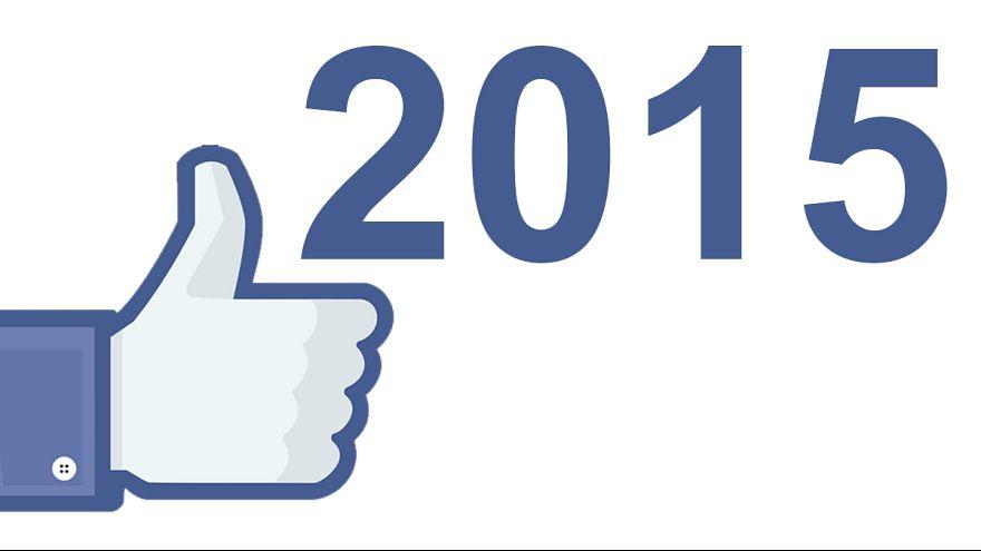 2015 legnépszerűbb videói az Euronews Facebook-oldalán