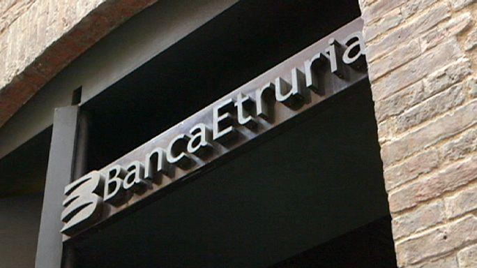 A bankmentési programját védi az olasz kormány