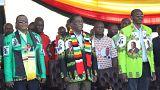 Image: Zimbabwean President