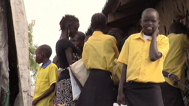 HRW призывает Южный Судан положить конец вербовке детей в солдаты