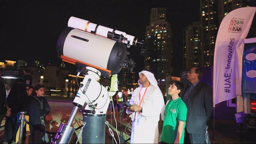 Una missione su Marte per gli Emirati Arabi Uniti