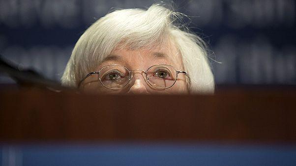 Fed-Leitzinsen: Morgen, Kinder, wird's was geben