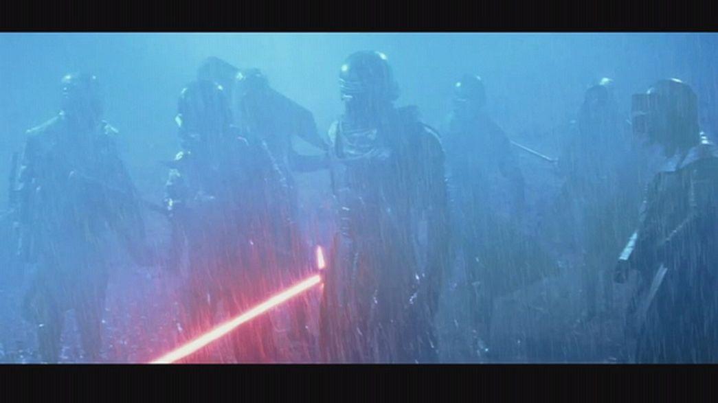 """Empieza la cuenta atrás para el estreno mundial de """"Star Wars: El despertar de la fuerza"""""""