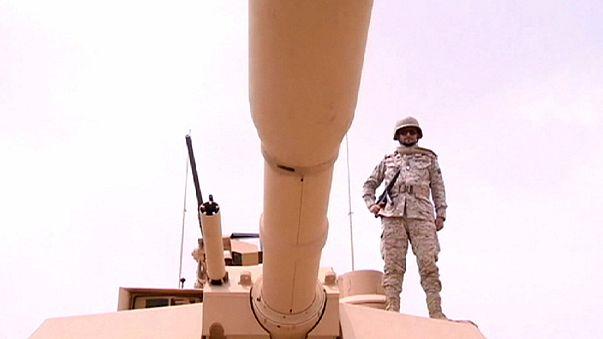 """""""Islamische Koalition"""" offenbar bereit Bodentruppen gegen IS-Miliz einzusetzen"""