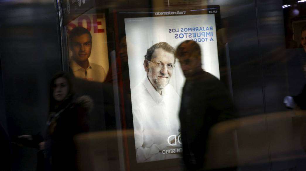 Spain expects an end to seesaw Conservative-Socialist voting