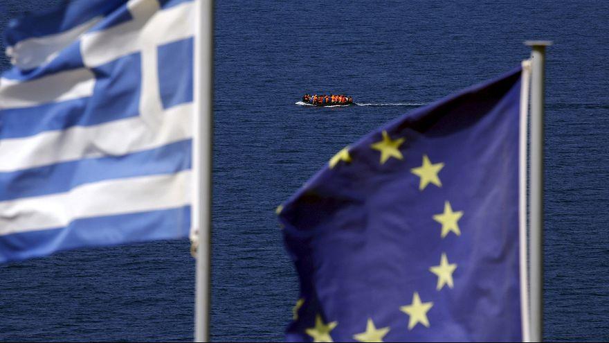 المفوضية الاوروبية تقترح إنشاء حرس للحدود الاوروبية البرية و البحرية.
