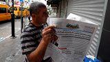 Image: Palestinian newspaper Al Quds