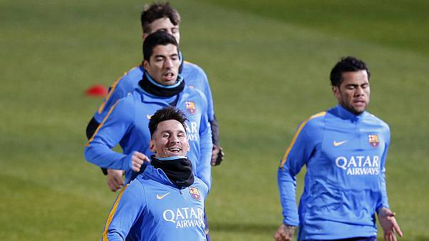 FIFA Club World Cup: Barcelona set for semi-final clash with Scolari's Guangzhou