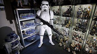 'Yıldız Savaşları: Güç Uyanıyor'un gişe ve ürün gelirlerinde rekor bekleniyor