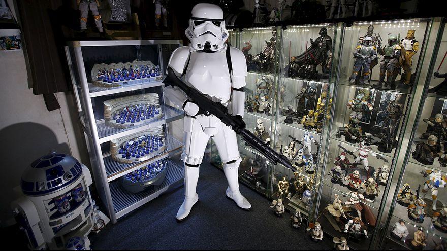 The Force Awakens - as do Star Wars cash tills