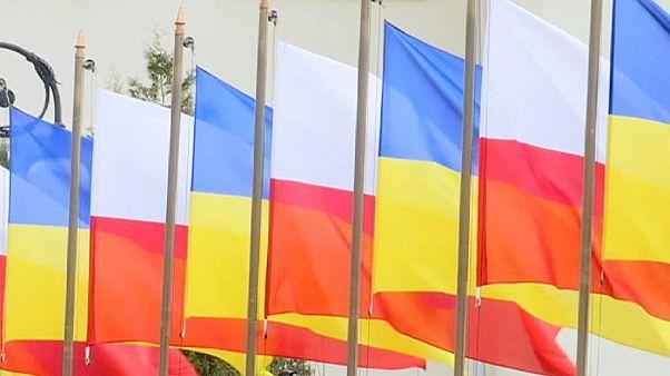 آندريج دودا في كْييف لبحث مسألة تمديد العقوبات ضد روسيا