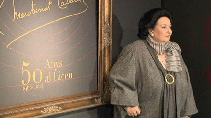 Montserrat Caballé wegen Steuerhinterziehung verurteilt