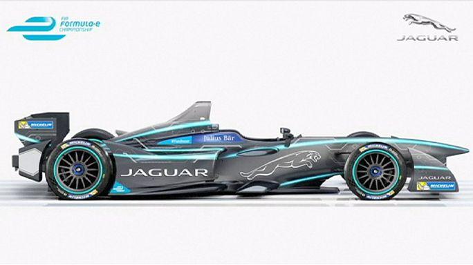 Jaguar de retour en sport auto