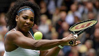 Serena Williams athlète de l'année