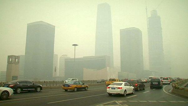 2022 Olimpiyatları'nda Çin'den temiz hava sözü
