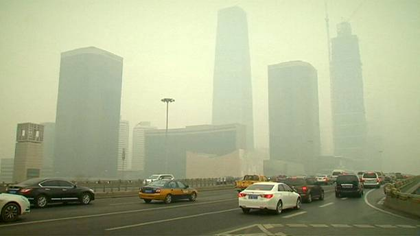 Polluted Beijing to be clean for 2022 Winter Games