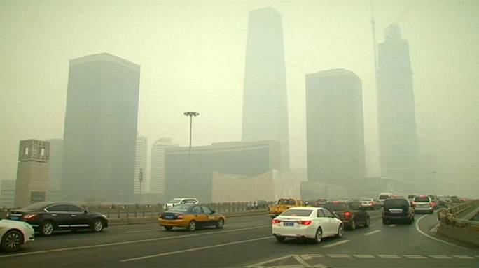 الصين تسعى لمحاربة التلوث قبل الألعاب الأولمبية الشتوية في 2022