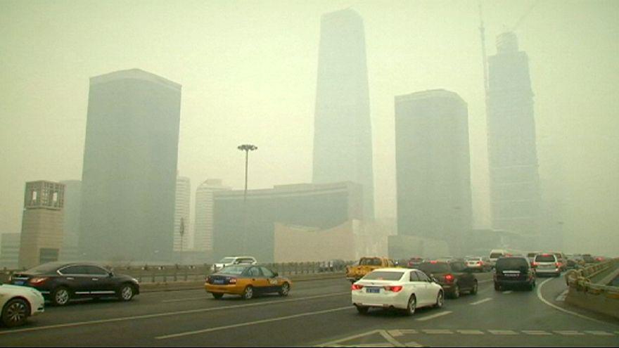 La Cina promette misure contro l'inquinamento in vista dei Giochi 2022