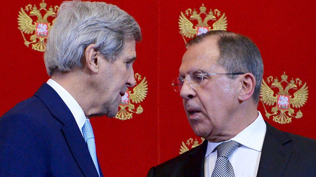 Rússia e EUA chegam a acordo sobre a oposição síria a participar nas negociações
