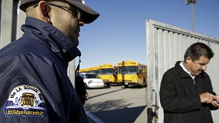 Email threat forces schools closure in Los Angeles