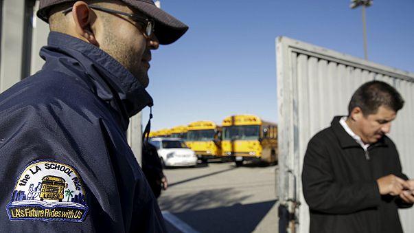 الشرطة الأمريكية : التهديدات التي إستهدفت المدراس في مدينة لوس أنجلوس ليست ذات مصداقية