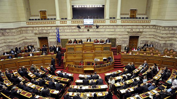 Greece approves latest reform bill in exchange for 1 bn euros