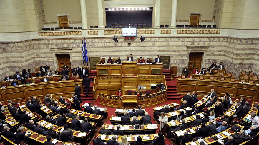 Syriza'nın reform paketine parlamentodan onay