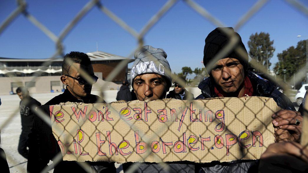Vilnius accueille des familles irakiennes