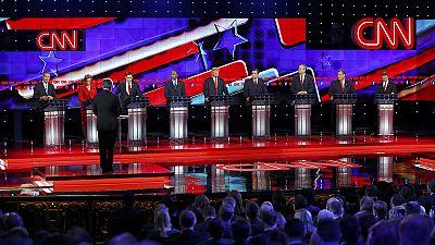 How the Republican candidates scored in Las Vegas debate
