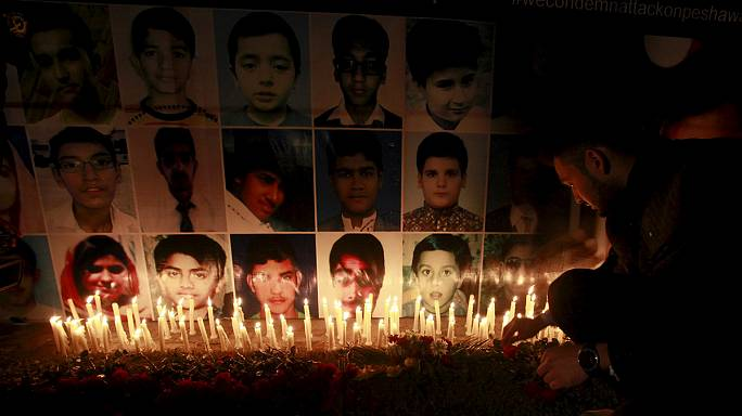 Peshawar school massacre anniversary marked
