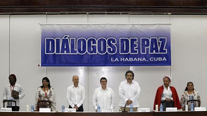 Colombia deal with FARC brings peace agreement closer