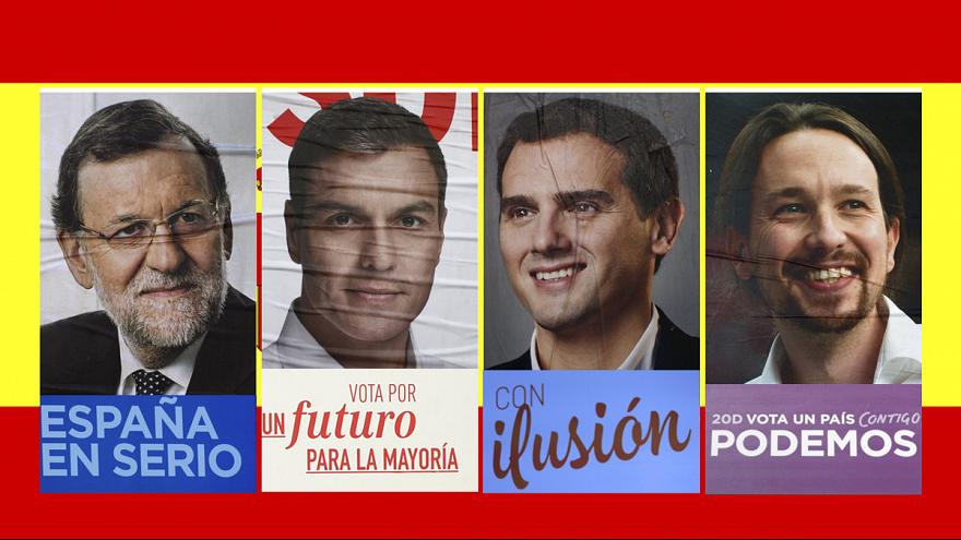 Spanische Parlamentswahl 2015: Das Wichtigste in Kürze