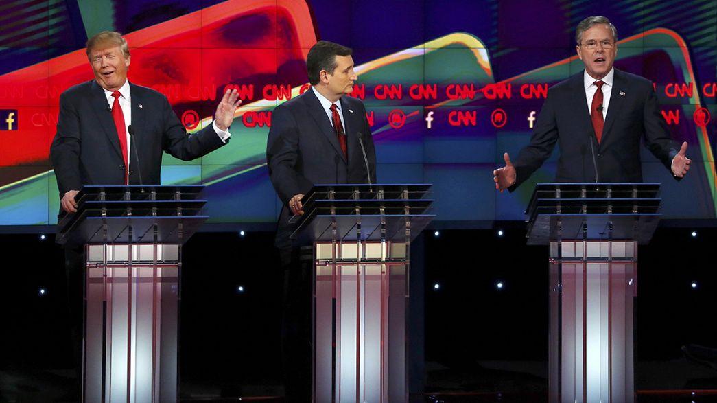 Segurança Nacional domina 5° debate do Partido Republicano
