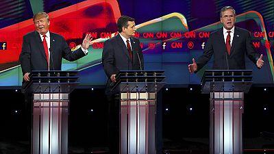 The US Republican debate - blow-by-blow