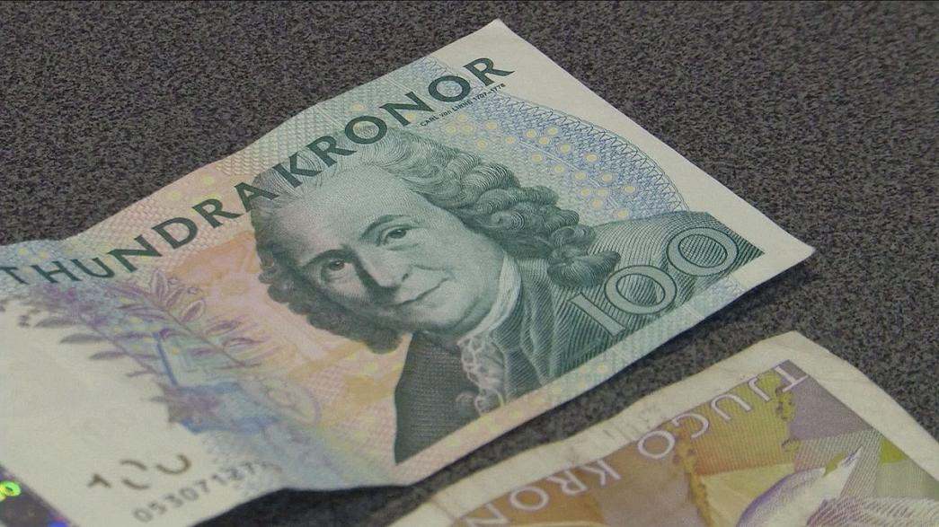 Cash losing its currency? - Sweden prepares to bid farewell to physical money