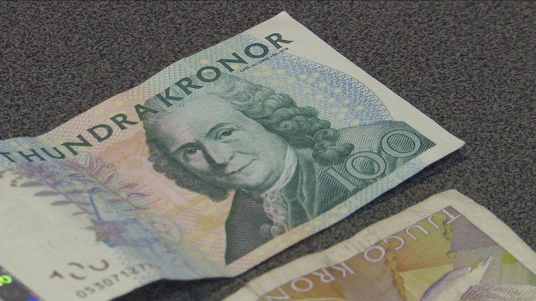 Das Handy ist die Geldbörse - Bargeldlos in Schweden