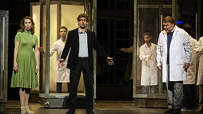 Center stage: Opéra National de Paris