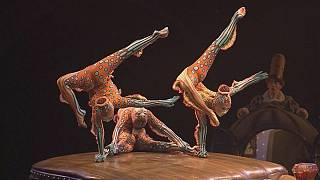 """Kurios"" vom Cirque du Soleil"