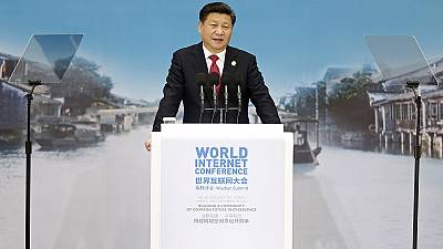 China takes centre stage in global internet debate