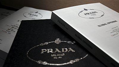 Victime du ralentissement chinois, Prada déçoit
