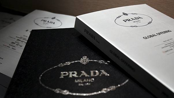 Luxury group Prada's profits hit by Chinese slowdown