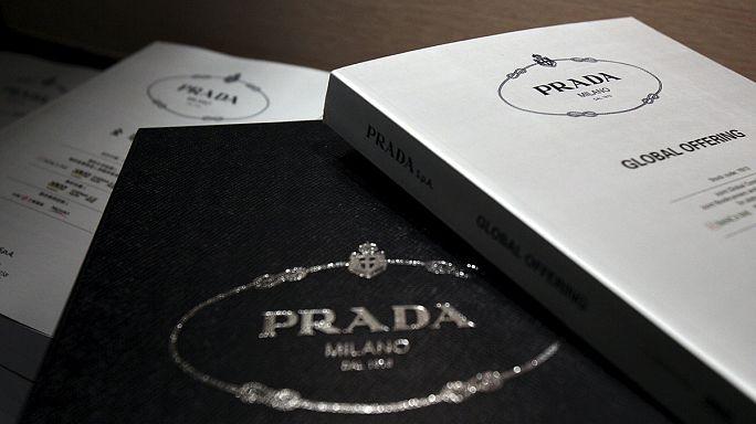 Прибыли Prada рухнули из-за Китая