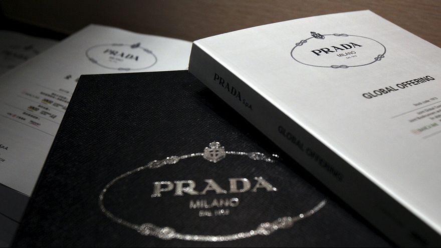 Luxury group Prada's profits hit by Chinese slowdown