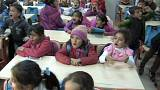 EU opens school for Syrian refugee children in Turkey