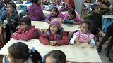 Una escuela para chicas sirias en Turquía, rayo de esperanza para toda una generación