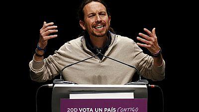 Pablo Iglesias, l'homme de Podemos