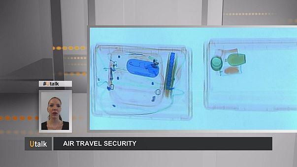 Flugsicherheit: Ich packe meinen Koffer und nehme mit...