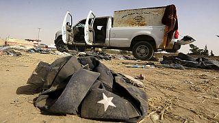 Sequestro de 26 cidadãos do Qatar no Iraque